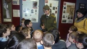 4. экскурсия в музей Боевой славы февраль 2014г.