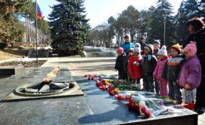 Экскурсия в музей Боевой Славы Пост №1